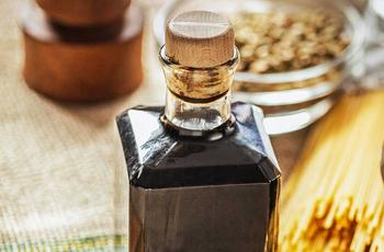 Balsamic Vinegar Bottled